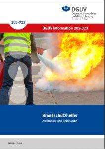 DGUV Information 205-023